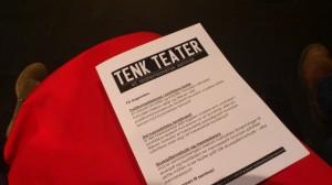 TENK  TEATER