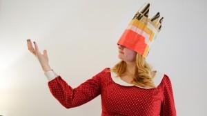 How  to:  Min  helt  egen  Hamlet-krone!