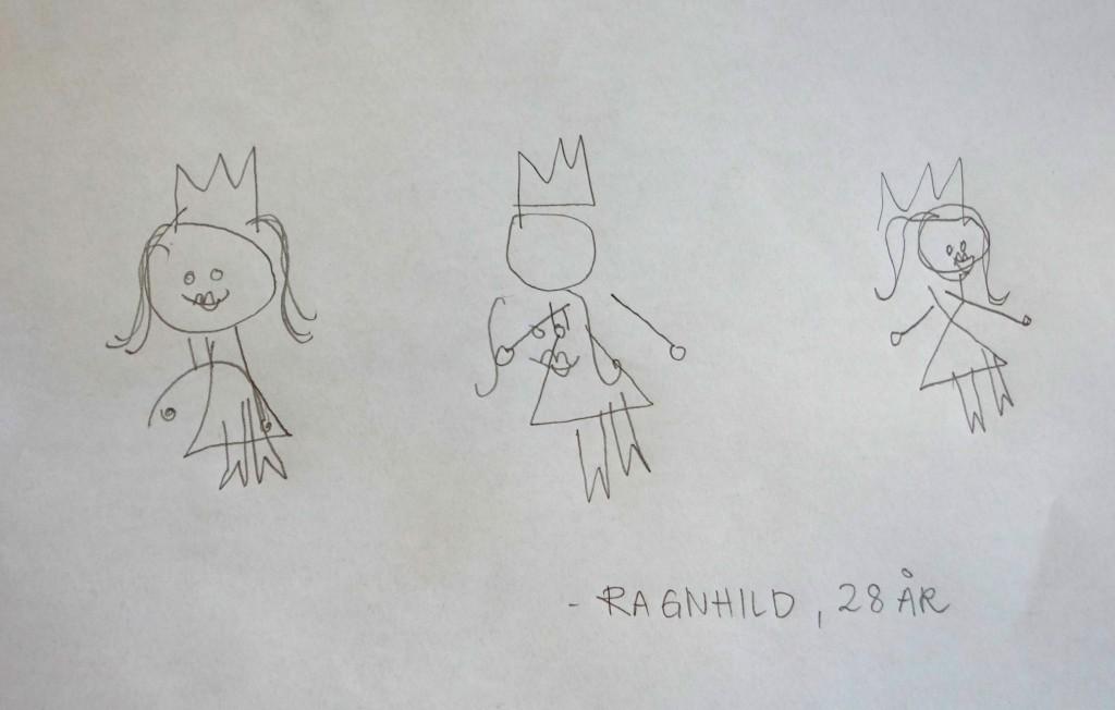 Ragnhilds blindeprinsesse