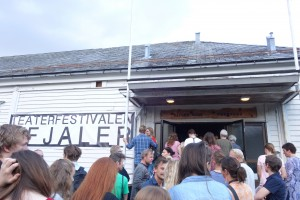 Teaterfestivalen  i  Fjaler  –  minnebok