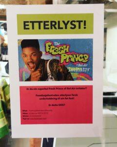 ETTERLYST!